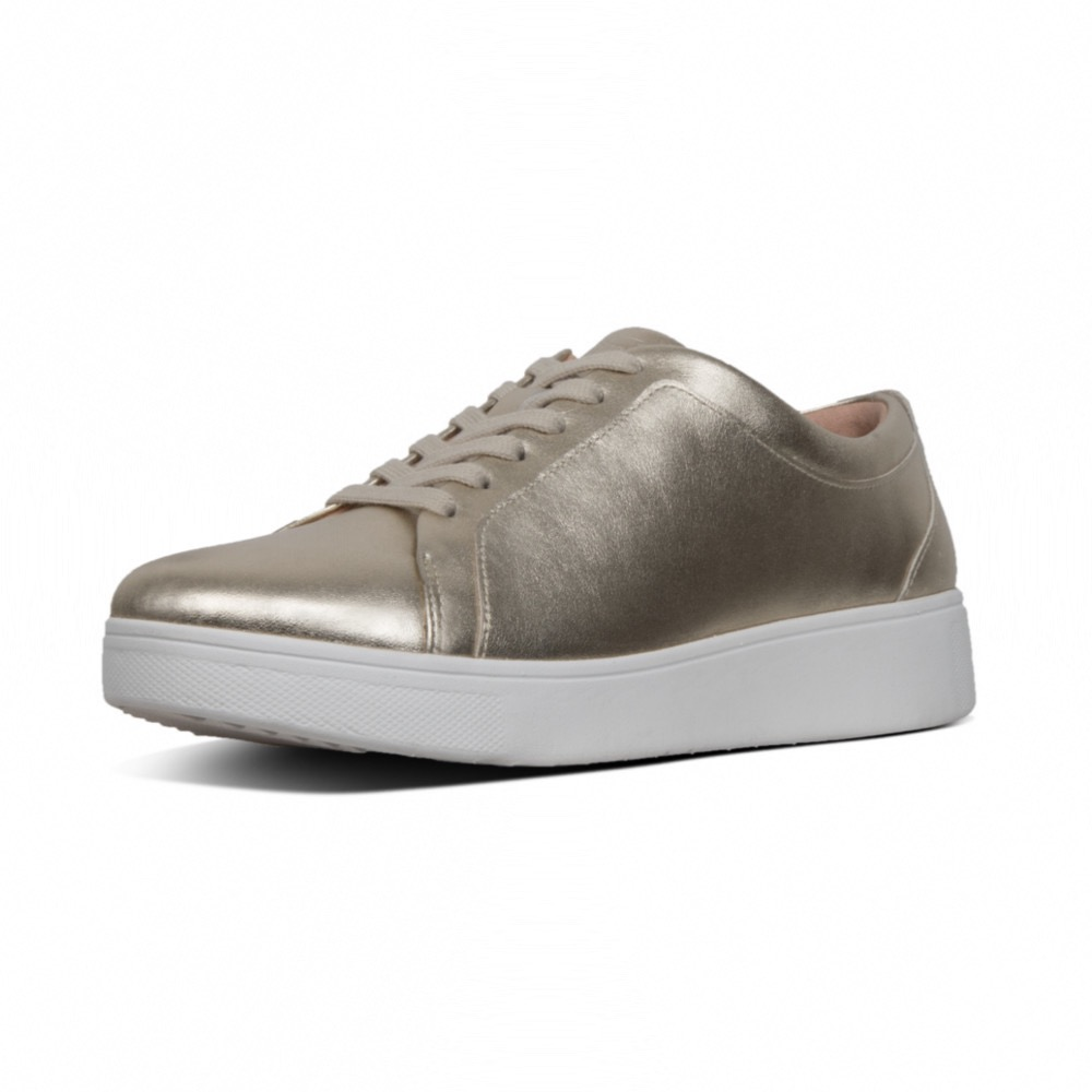FITFLOP Rally Sneaker Gold