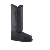 MOU Tall Eskimo Boot Black