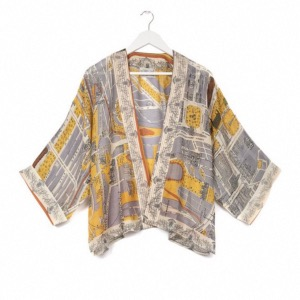ONE HUNDRED STARS Kimono Edinburgh Map