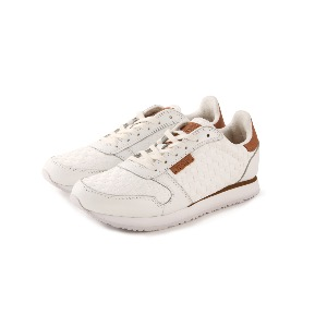 Woden White Trainers