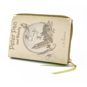Story Book Clutch Bag Peter Pan
