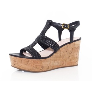 Kate Spade Black Wedge Tianna