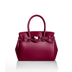 SAVE MY BAG Miss Bordeaux Handbag