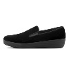 FitFlop™ Superskate Velvet Black