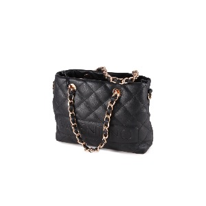 Valentino Small Quilted Bag Black VBS29805