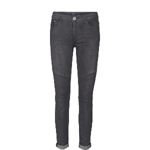MOS MOSH Ozzy Coated Jeans