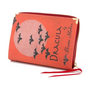 Story Book Clutch Bag Dracula