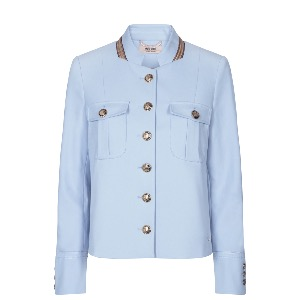 MOS MOSH Selby Twiggy Jacket Blue