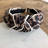 Leopardprint Headband Khaki