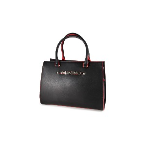 Valentino Large Black Day Bag VBS2C501