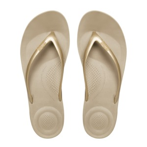 FITFLOP Iqushion Flip-Flop Gold