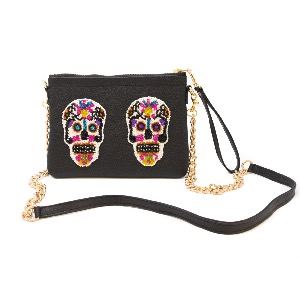 Tea & Tequila Sonora Black Cross-body bag