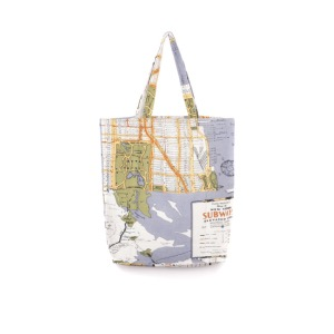 ONE HUNDRED STARS Tote New York
