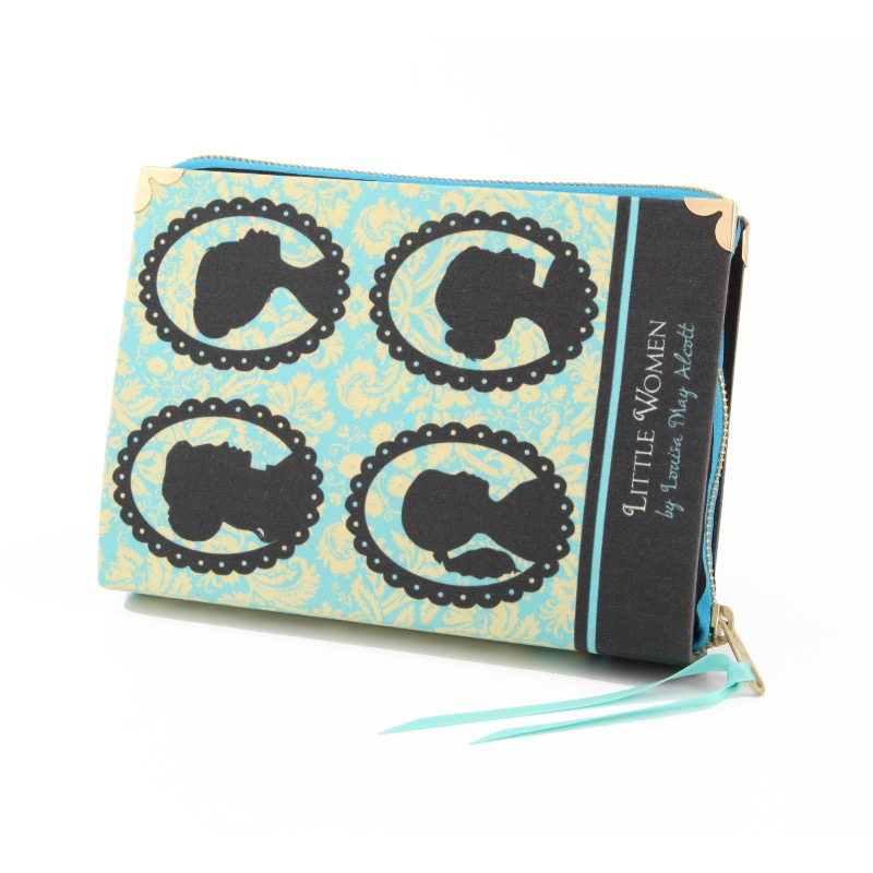 Story Book Clutch Bag Little Women