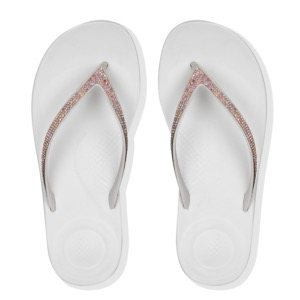 FITFLOP Iqushion Sparkle Urban White