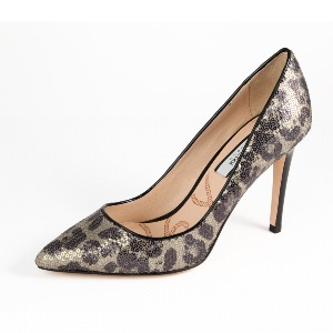 Lucy Choi Leopard Print Court Charlotte