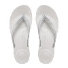 FITFLOP Iqushion Flip flop Silver