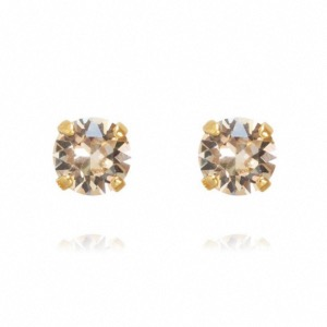 CAROLINE SVEDBOM Classic Stud Earrings Silk