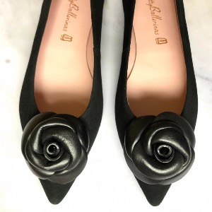 PRETTY BALLERINAS Ella Rose Black