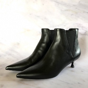 ROTTA Anine Black Leather Boot