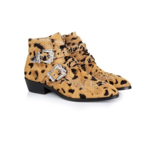 AIR & GRACE Starlight Boot Leopard
