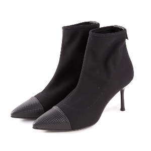 Rotta Black Ankle Boots
