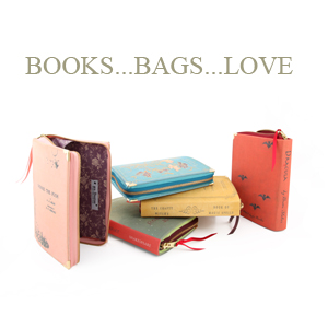 BOOKS...BAGS...LOVE!