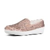 FitFlop™ Superskate Sequins Nude