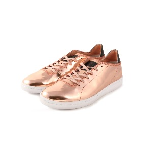 Woden Rose Gold Trainers