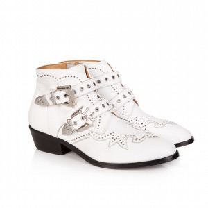 AIR & GRACE Starlight Boot White