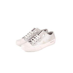 CANDICE COOPER Rock Silver Trainers