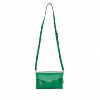 Fabienne Chapot Basil Green Leather Bag